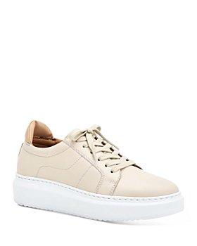Aquatalia - Women's Liz Platform Sneaker