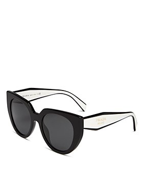 Prada - Women's Cat Eye Sunglasses, 52mm