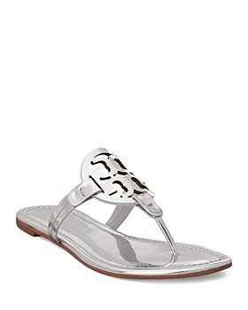 Tory Burch - Women's Miller Medallion Thong Sandals