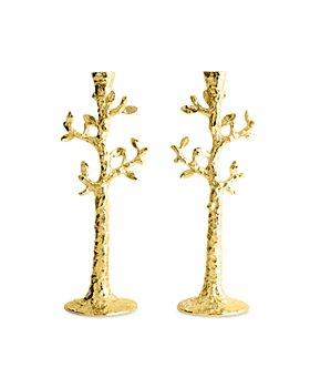 Michael Aram - Tree of Life Candle Holders, Set of 2