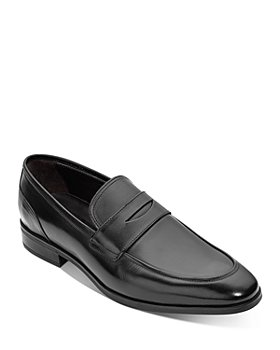 To Boot New York - Amherst Leather Penny Loafers