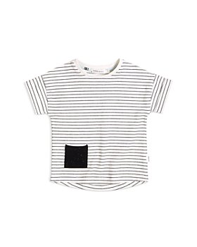 Miles Baby - Boys' Striped Tee - Baby