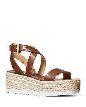 MICHAEL Michael Kors - Women's Lowry Espadrille Wedge Sandals