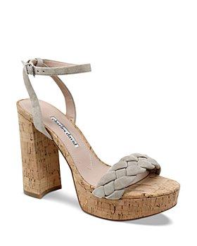 Charles David - Women's Jocky Ankle Strap Platform High Heel Sandals