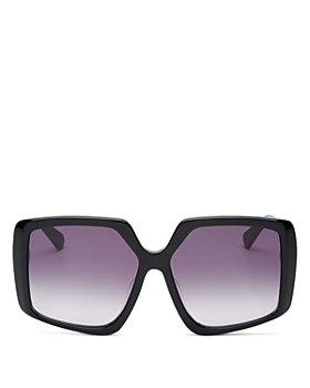 Karen Walker - Women's Square Sunglasses, 58mm