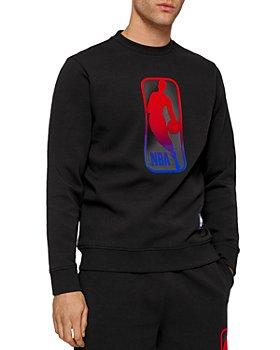 BOSS - Windmill NBA Logo Crewneck Sweatshirt