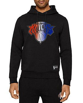 BOSS - W Bounce NBA New York Knicks Relaxed Fit Hoodie