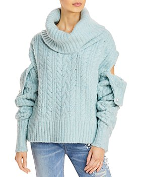 Hellessy - Eniko Cashmere Cable Sweater