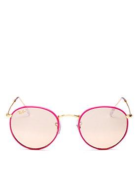 Ray-Ban - Unisex Round Sunglasses, 50mm