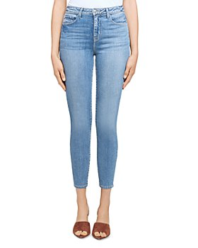 L'AGENCE - Margot High Rise Skinny Jeans in Syracuse