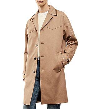 The Kooples - Beige Trench Coat