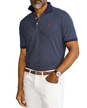 Polo Ralph Lauren - Classic Fit Soft Cotton Anchor Print Polo Shirt