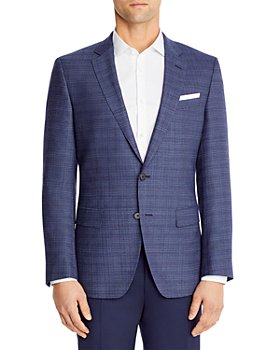 BOSS - Hutsons Textured Weave Slim Fit Sport Coat