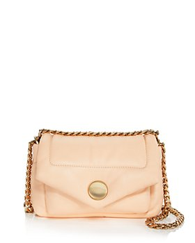 Proenza Schouler - Puffy Small Leather Shoulder Bag