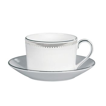 "Vera Wang - for Wedgwood ""Grosgrain"" Tea Cup"