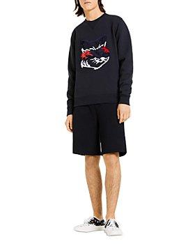 Maison Kitsuné - Big Fox Embroidered Sweatshirt