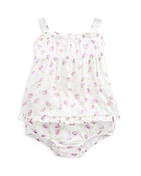 Ralph Lauren - Girls' Floral Top & Bloomers Set - Baby