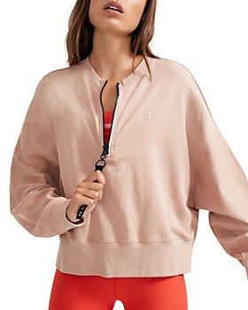 P.E NATION - Organic Cotton Regain Sweatshirt