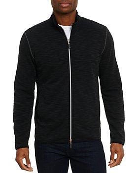 Robert Graham - Stallworth Front Zip Sweater