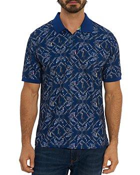 Robert Graham - Bird Print Classic Fit Polo Shirt