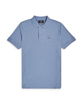 Psycho Bunny - Piqué Knit Slim Fit Polo Shirt