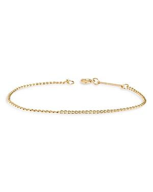 Zoë Chicco 14k Yellow Gold Chain Bracelet