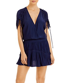 Ramy Brook - Tilda Crossover Mini Dress