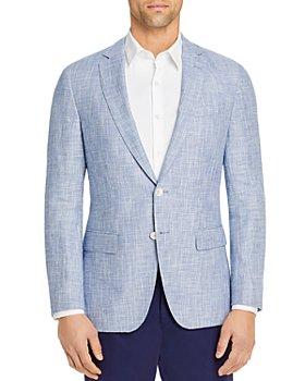 BOSS - Hartlay Linen Blend Slim Fit Sportcoat