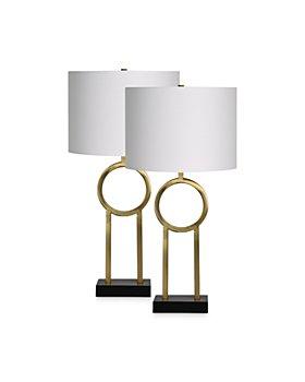 Ren-Wil - Burlington Table Lamp, Set of 2
