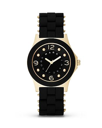 """MARC JACOBS - MARC BY MARC JACOBS """"Pelly"""" Watch, 36.5 mm"""