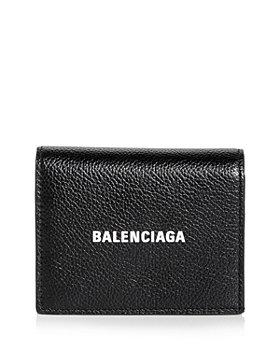 Balenciaga - Essential Leather Mini Wallet