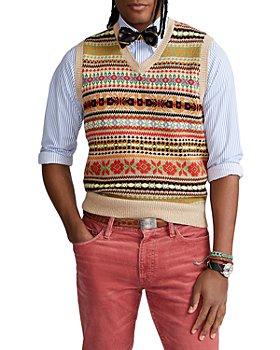 Polo Ralph Lauren - Fair Isle Sweater Vest