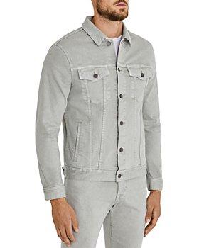 AG - Regular Fit Trucker Jacket