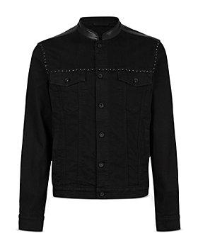 John Varvatos Star USA - Layne Slim Fit Trucker Jacket