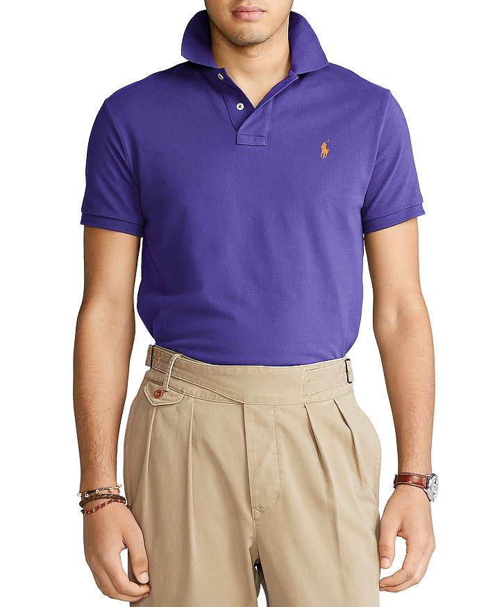 Mesh Polo Shirt - Classic & Custom Slim Fits