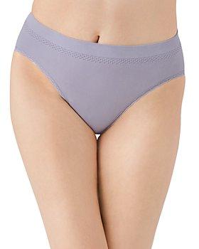 Wacoal - B.Smooth® Lace Seamless High-Cut Briefs