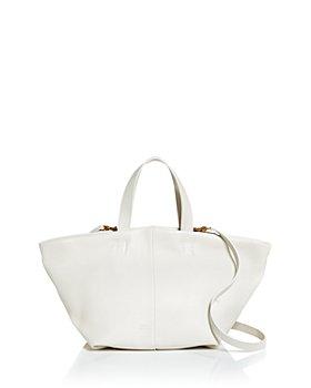 Mansur Gavriel - Tulipano Leather Shoulder Bag
