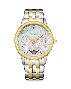 Eco-Drive Calendrier Watch