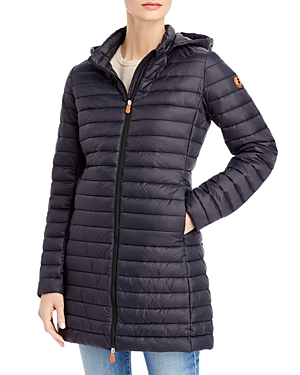 Save The Duck BRYANNA HOODED PUFFER COAT