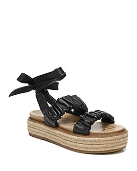 Sam Edelman - Women's Kerin Ankle Tie Espadrille Sandals