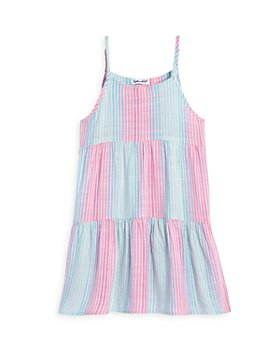 Splendid - Girls' Ojai Stripe Tank Dress - Little Kid