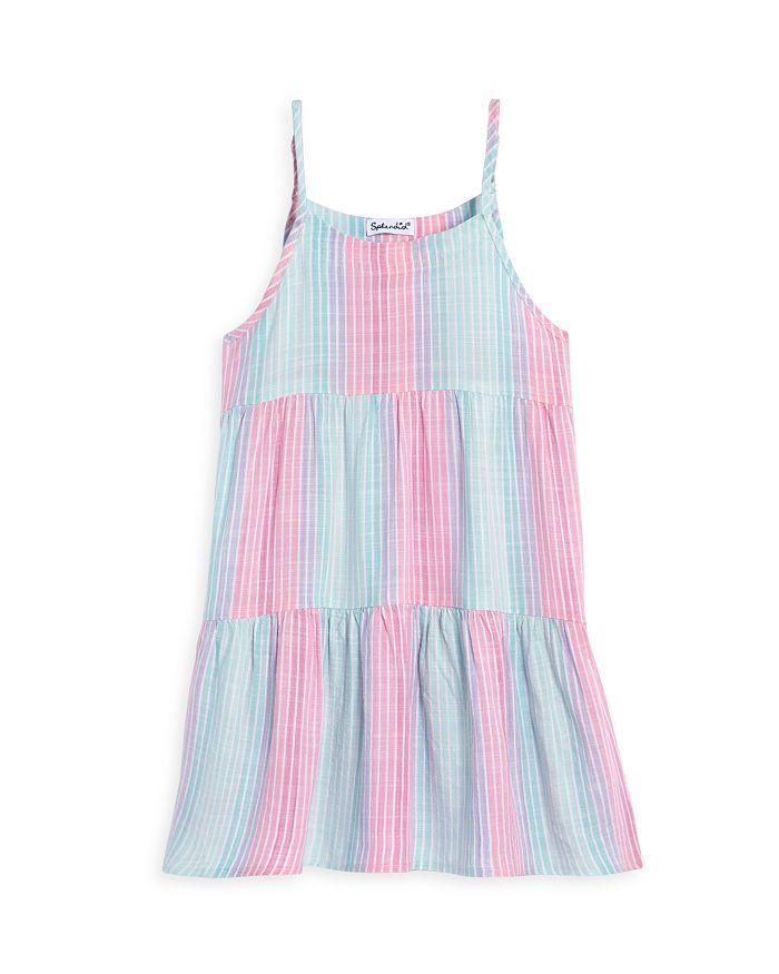 Splendid - Girls' Ojai Stripe Tank Dress - Little Kid