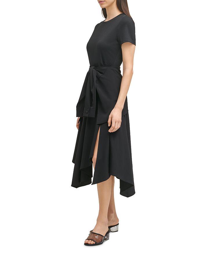 KARL LAGERFELD Dresses TIE WAIST DRESS