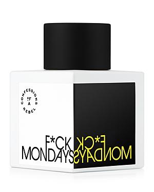 F*ck Mondays Eau de Parfum 3.4 oz.