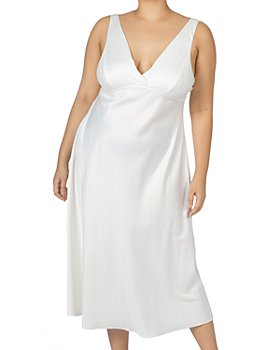 Rya Collection - Plus Positivity Charmeuse Gown
