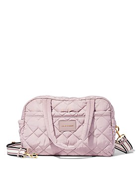MARC JACOBS - Diamond Quilted Medium Weekender