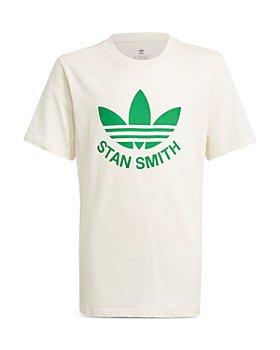 adidas Originals - Boys' STAN SMITH Logo Tee - Big Kid