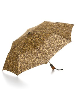 Bloomingdale's - Bloomingdale's Cheetah Print Umbrella - 100% Exclusive