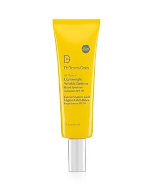 All-Physical Lightweight Wrinkle Defense Broad Spectrum Sunscreen Spf 30 1.7 oz.