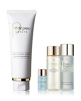 Clé de Peau Beauté - Clarifying Cleansing Foam Gift Set ($126 value) - 100% Exclusive